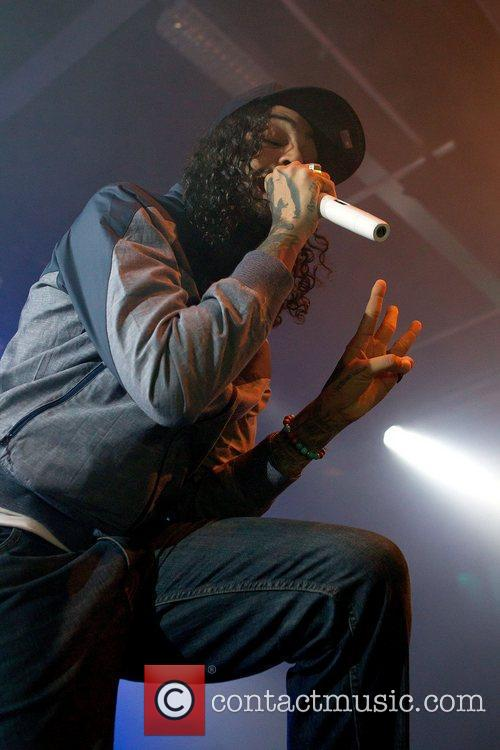 Travis Mccoy and Gym Class Heroes 1