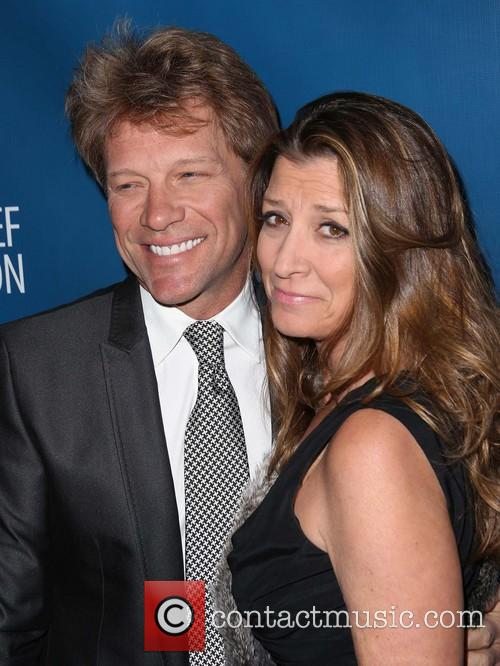 Jon Bon Jovi and Dorothea Hurley 1
