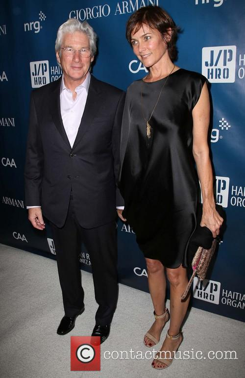 Richard Gere and Carey Lowell 2