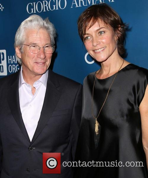 Richard Gere and Carey Lowell 5