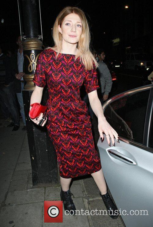 Nicola Roberts, Hakassan and Mayfair 5
