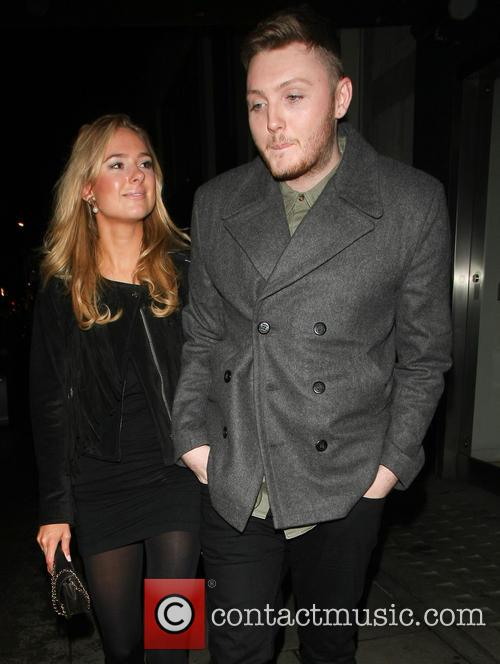 James Arthur and Kimberley Garner 2