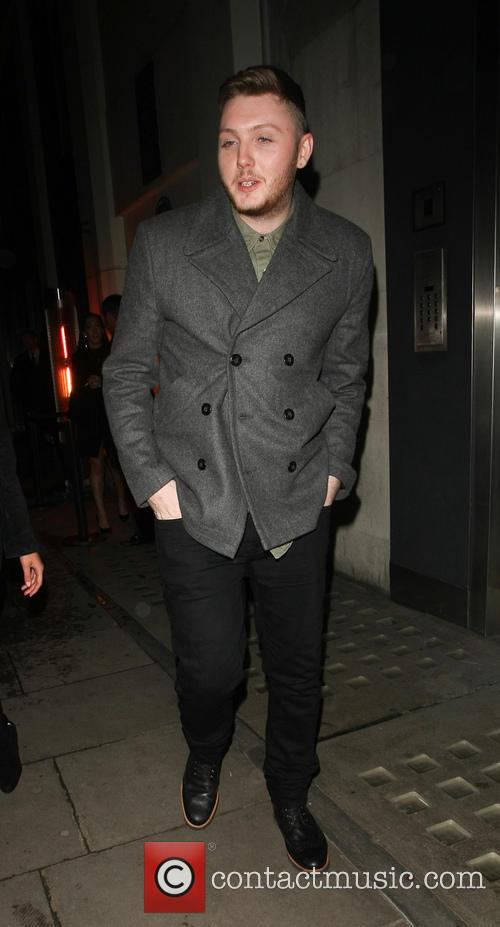 James Arthur and Kimberley Garner 4