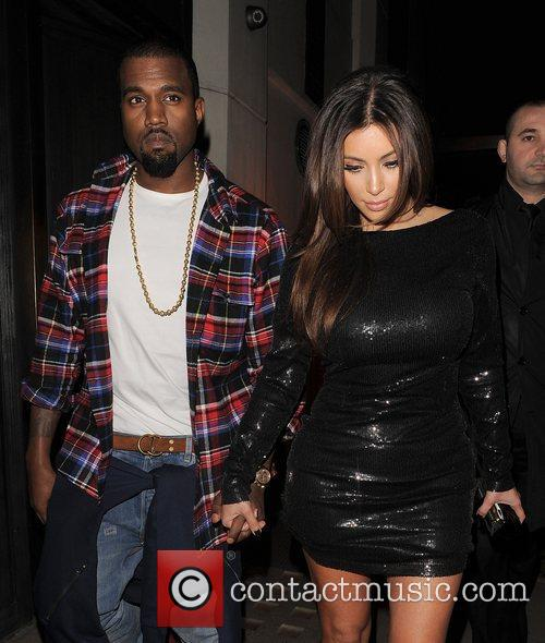 Kim Kardashian, Hakkasan and Kanye West 21