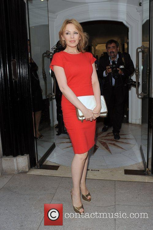 kylie minogue at the halcyon gallery after 4005541