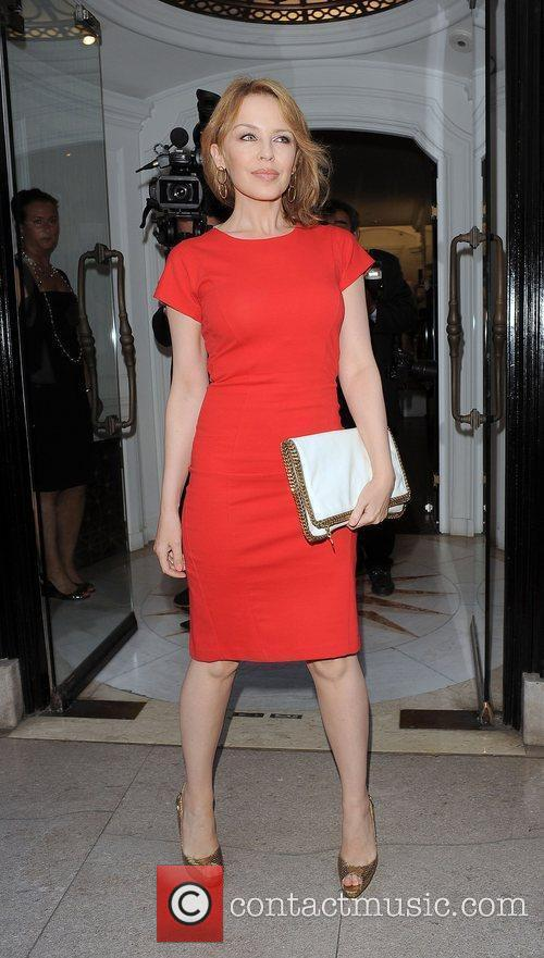 kylie minogue at the halcyon gallery after 4005547
