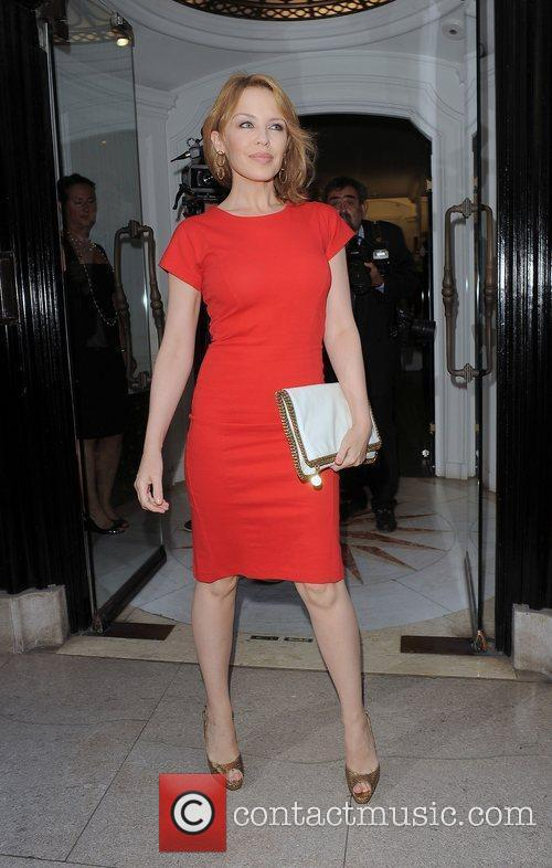 kylie minogue at the halcyon gallery after 4005549