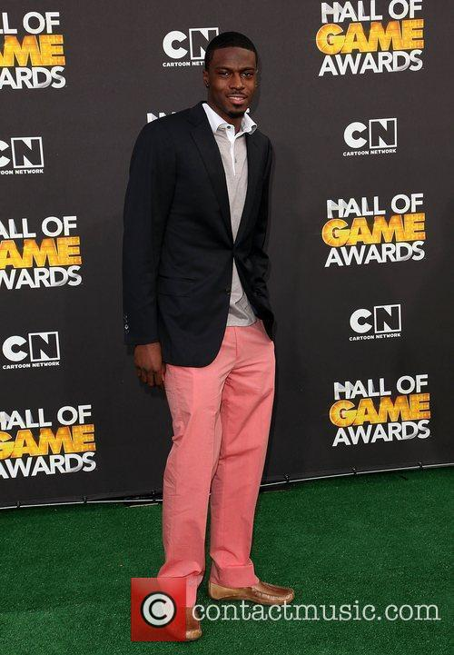 A.J. Green 2012 Cartoon Network Hall of Game...