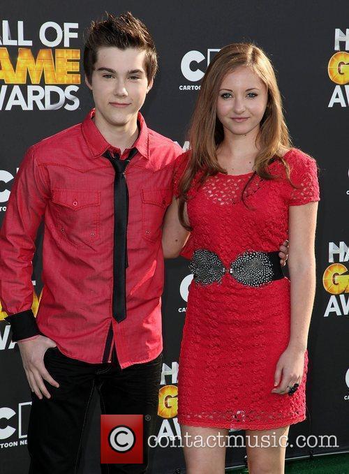 Guest and Rachel G. Fox 2012 Cartoon Network...