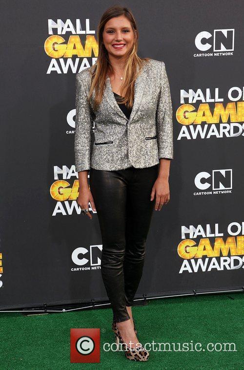 Maya Gabeira 2012 Cartoon Network Hall of Game...