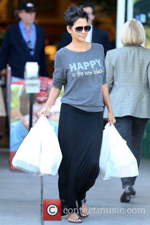 halle berry carries out groceries after shopping 5940886