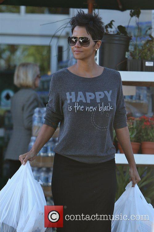 halle berry carries out groceries after shopping 5940915