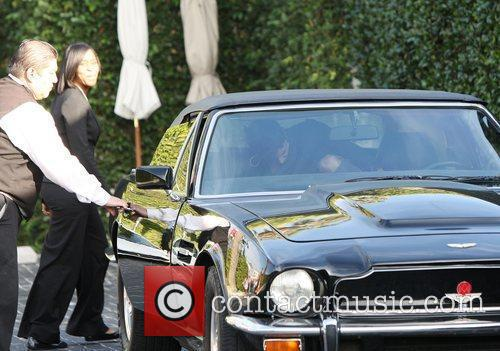 Halle Berry and Aston Martin 10