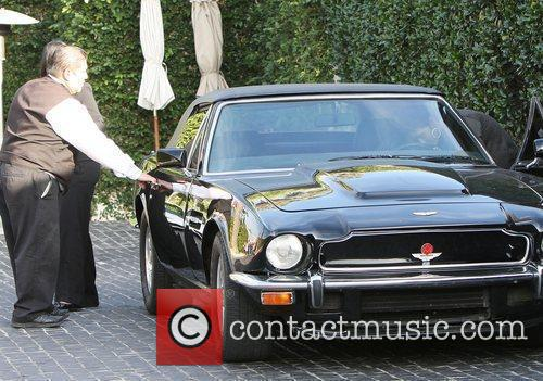 Halle Berry and Aston Martin 9