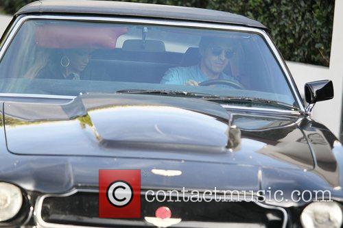 Halle Berry, Aston Martin, Olivier Martinez