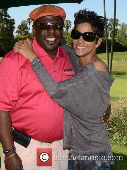 Cedric The Entertainer, Halle Berry and Celebrity Golf Classic 3