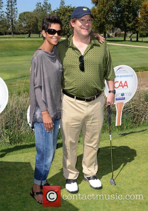 Halle Berry and Celebrity Golf Classic 2