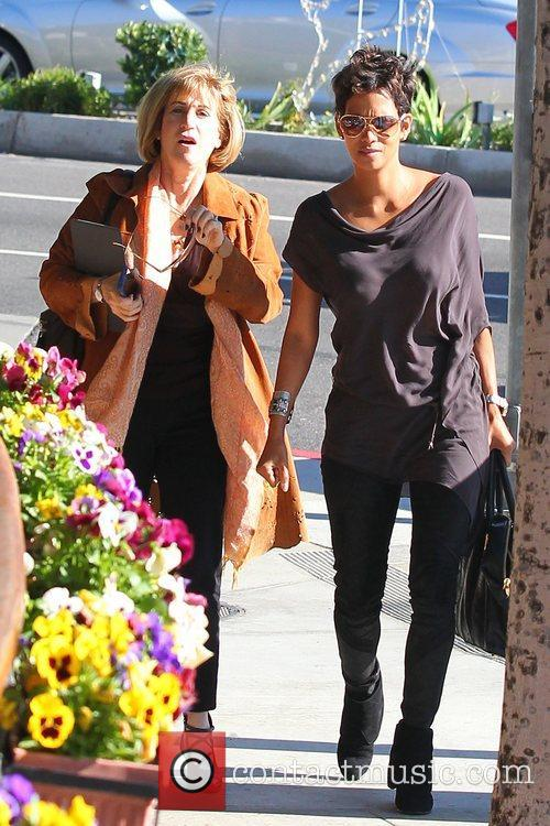 halle berry seen with a female friend 5955872