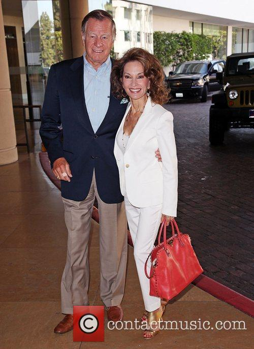 Helmut Huber and Susan Lucci  Hallmark Channel...
