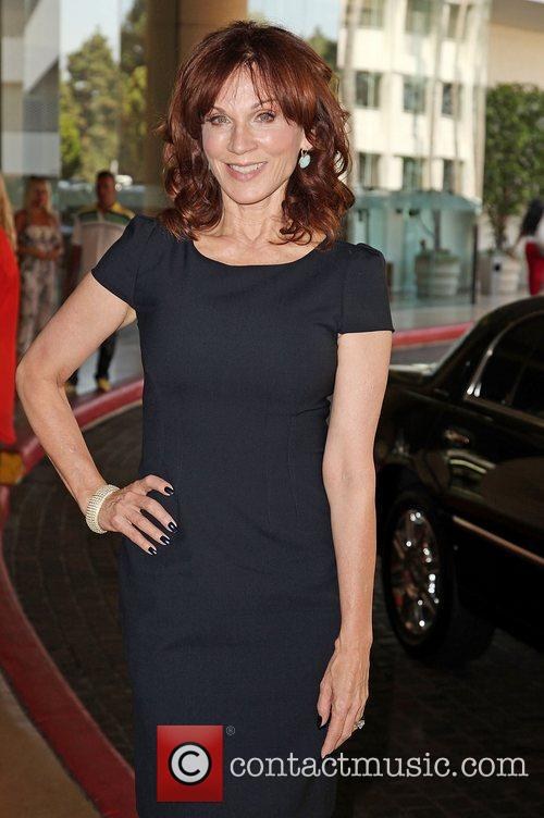 Marilu Henner and Beverly Hilton Hotel 3