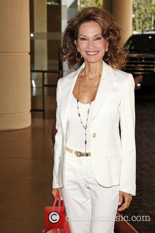 Susan Lucci and Beverly Hilton Hotel 1