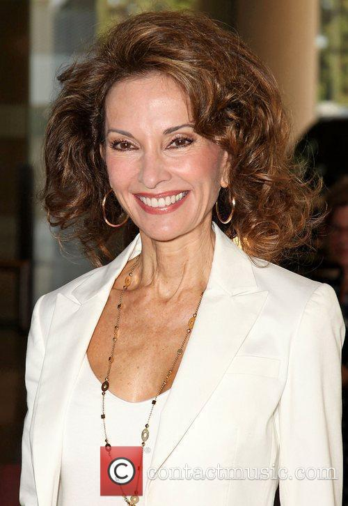 Susan Lucci and Beverly Hilton Hotel 2