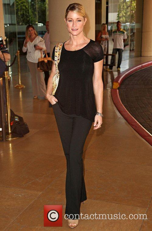 Teri Polo and Beverly Hilton Hotel 1