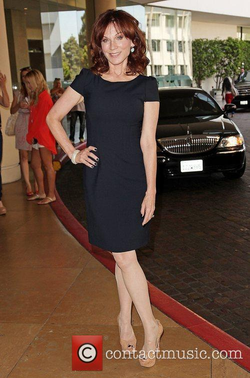 Marilu Henner and Beverly Hilton Hotel 2