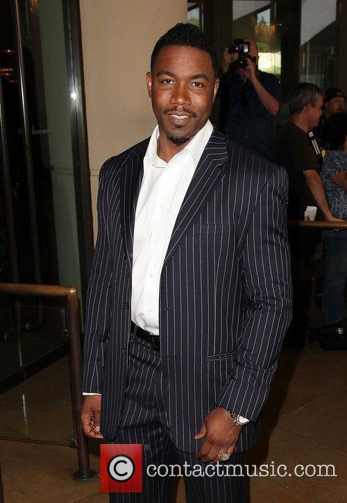 Michael Jai White and Beverly Hilton Hotel 2
