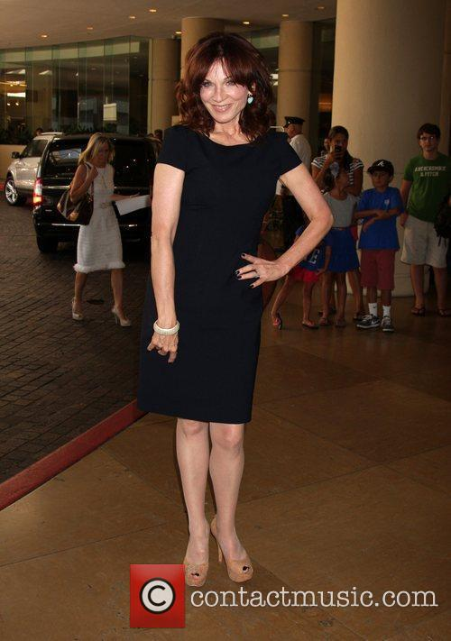 Marilu Henner and Beverly Hilton Hotel 5