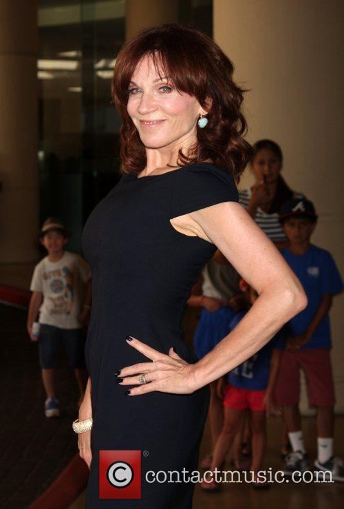 Marilu Henner and Beverly Hilton Hotel 7