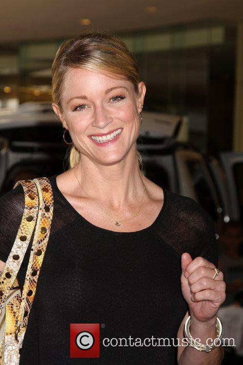 Teri Polo and Beverly Hilton Hotel 5