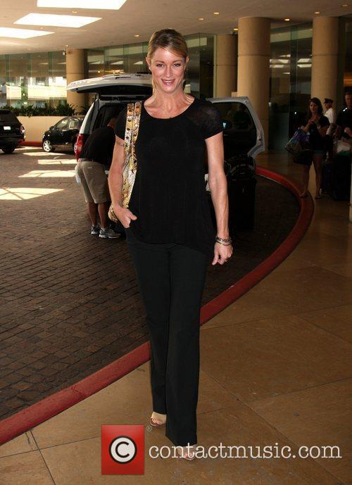 Teri Polo and Beverly Hilton Hotel 6