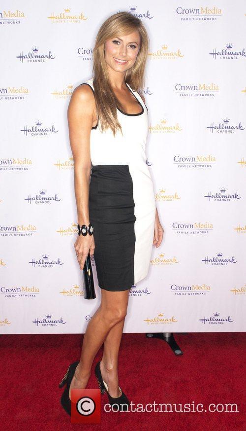 Brooke D'Orsay Hallmark Channel's Winter 2012 TCA Press...