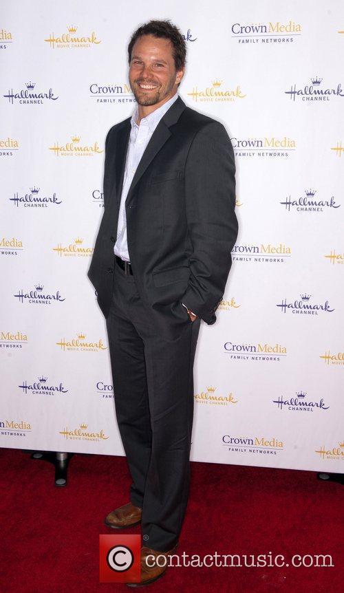 Dylan Bruno Hallmark Channel's Winter 2012 TCA Press...
