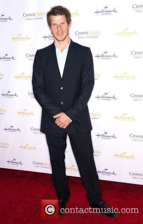 Eric Mabius Hallmark Channel's Winter 2012 TCA Press...