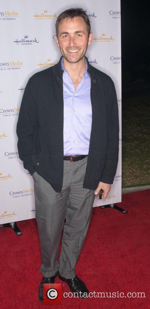 James Patrick Stuart Hallmark Channel's Winter 2012 TCA...