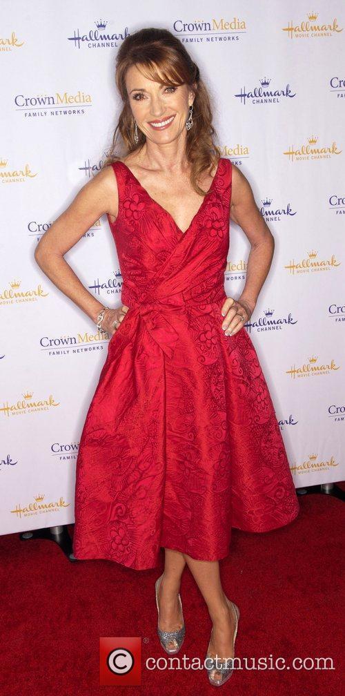 Jane Seymour Hallmark Channel's Winter 2012 TCA Press...