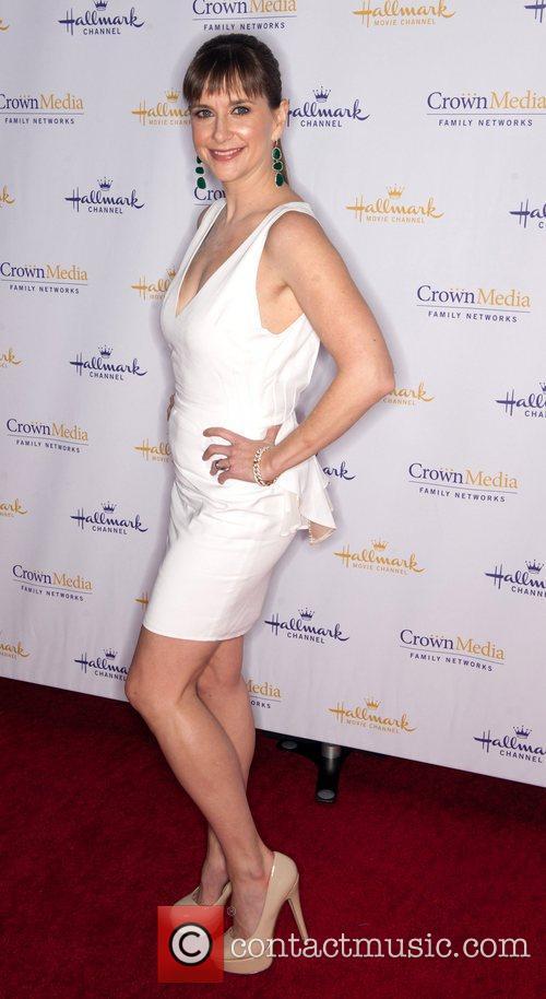 Kellie Martin Hallmark Channel's Winter 2012 TCA Press...