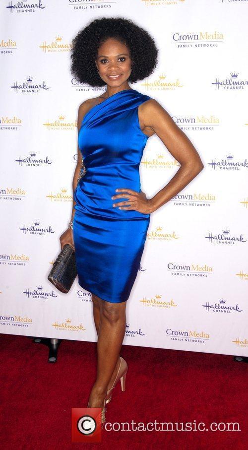 Kimberly Elise Hallmark Channel's Winter 2012 TCA Press...