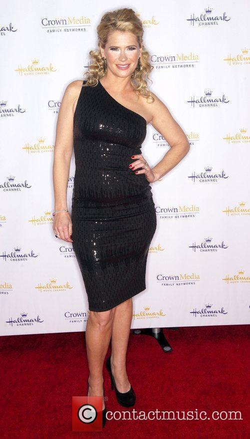Kristy Swanson Hallmark Channel's Winter 2012 TCA Press...