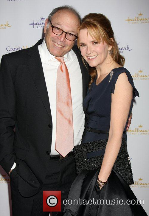 Howard Deutch and Lea Thompson