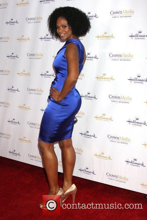 Kimberly Elise Hot Re Kimberly Elise Is Almost