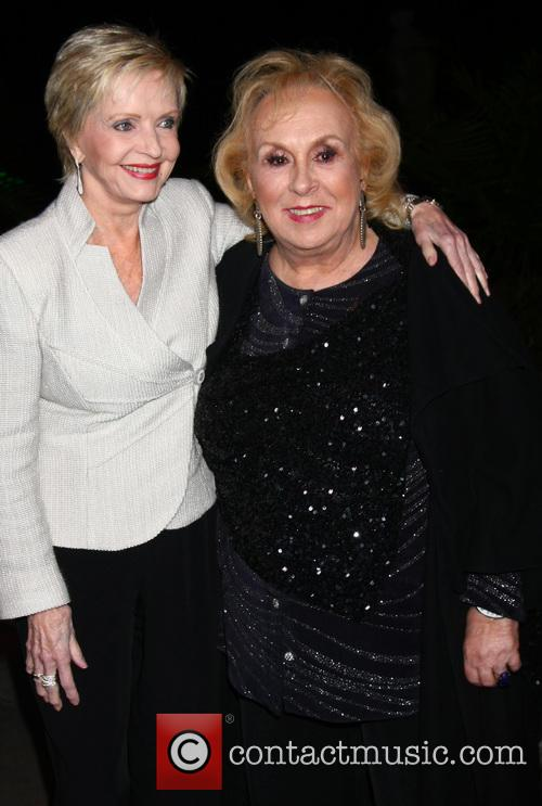 Florence Henderson and Doris Roberts 3