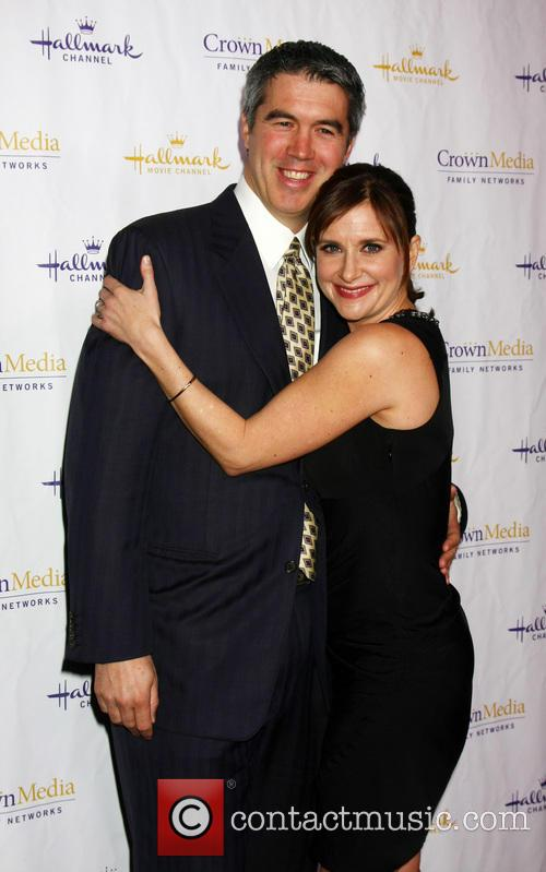 Keith Christian and Kellie Martin