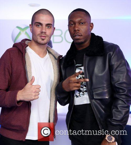 Max George and Dizzee Rascal 5