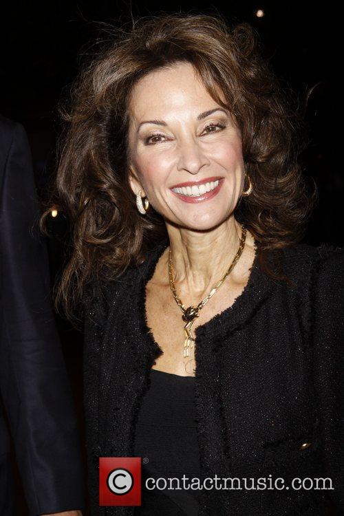 Susan Lucci, Memorial, Marvin Hamlisch, Peter Jay Sharp Theater, Julliard School. New York and City 1