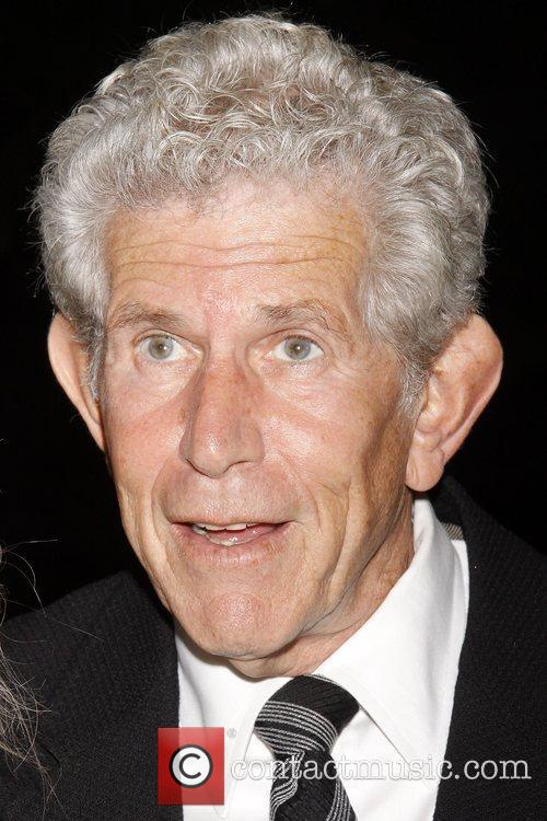 Tony Roberts attending the Memorial to honor Marvin...