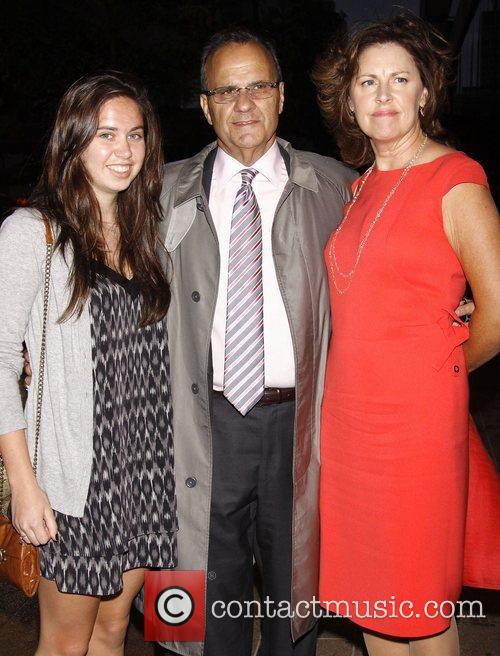 Andrea Rae Torre, Joe Torre, Ali Torre, Memorial, Marvin Hamlisch, Peter Jay Sharp Theater, Julliard School. New York and City