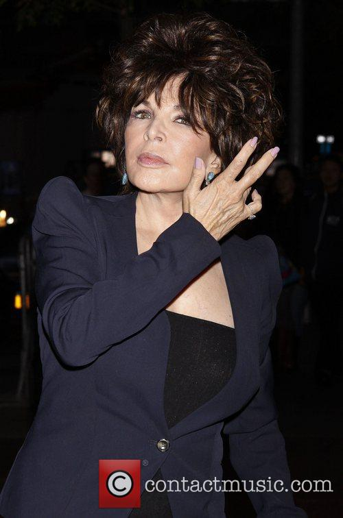 Carole Bayer Sager attending the Memorial to honor...